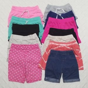 Shorts lot. Size 6